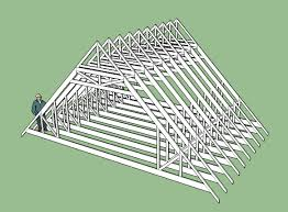 truss design and 3d modeling with sketchup fine homebuilding