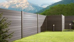 cloture jardin bois votre clôture de jardin en bois composite terrasse composite