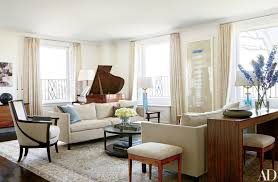 Celebrity Interior Homes Michael J Fox And Tracy Pollan U0027s Refined Manhattan Home