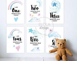 baby cards baby moment cards etsy
