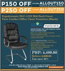 Office Furniture Promo Code by Office Furniture Sale Lazada U0027s Rainy Day Promo Take 10 Off