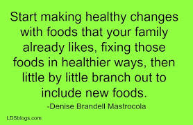 Healthy Food Meme - healthy eating lds blogs