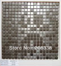 metal tile mosaic promotion shop for promotional metal tile mosaic