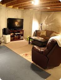 Basement Bedrooms Unfinished Basement Idea U2026 Pinteres U2026