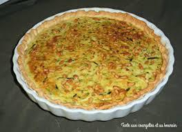courgette boursin cuisine tarte aux courgettes et au boursin quiche la courgette et les olives
