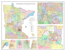 Rochester Zip Code Map by Minnesota Legislature Geographic Information Systems