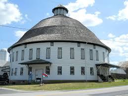 Dome Barn The Round Barn Roadside Wonders