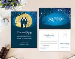 same wedding invitations wedding invite etsy