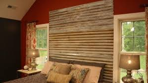 Interior Corrugated Metal Wall Panels Diy Headboard Knock It Off The Live Well Network