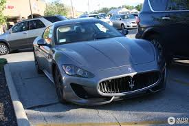 matte black maserati price maserati granturismo s 7 may 2017 autogespot