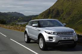 new land rover evoque stylish new two door range rover evokes an emotional response