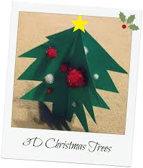 3d christmas tree craft the mini mes and me