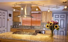 Kitchen Track Lighting Pictures Kitchen Rectangular Track Lighting For Kitchen With Vaulted