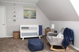 Blue And Gray Bedroom 50 Gray Nurseries Find Your Perfect Shade Project Nursery
