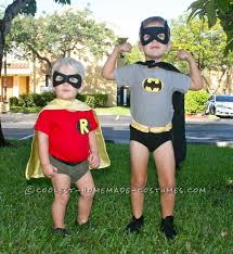 Kids Batman Halloween Costume Coolest Boy Batman Robin Couple Costume Boys