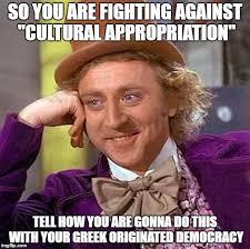 Cultural Memes - creepy condescending wonka meme imgflip
