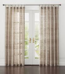 Hanging Curtains High And Wide Designs 9 Must For Hanging Curtains And Shades Mydomaine