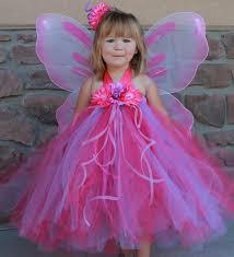sale pink butterfly halter top tutu halloween costume dress set
