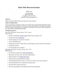 Strong Resume Summary Strong Resume Summary Statements For Banking Resume Template Example