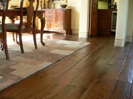 Kitchen With Wood Floors by Plank Wood Flooring Wood Flooring
