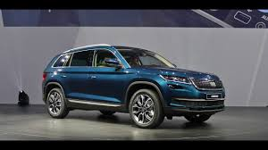 skoda kodiaq 2017 skoda kodiaq 2017 colours youtube