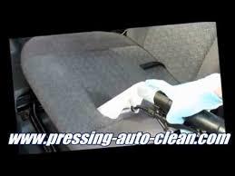 nettoyer les sieges de voiture lavage détachage nettoyage sièges banquette de voiture à salon de