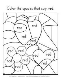 coloring pages printable free learning kindergarten color games