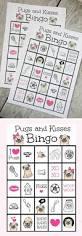 printable thanksgiving bingo pugs and kisses bingo my mommy style