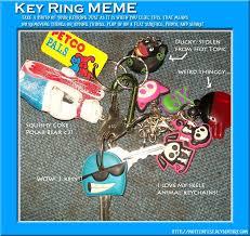 Meme Keychains - keychain meme by juggalettagurl on deviantart