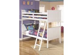 Bunk Beds And Desk Lulu 3 Piece Twin Over Twin Bunk Bed Ashley Furniture Homestore