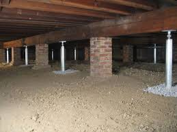 trusted affordable crawl space support post solutions in atlanta
