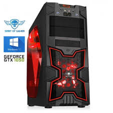 pc de bureau puissant ordinateur pc bureau x fighters 41 victory amd a4 4000 à 2x3