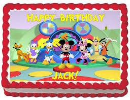 mickey mouse 1st birthday cake margusriga baby party mickey