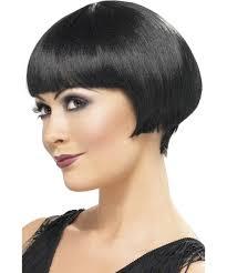 hair cut styles for women in 20 s 20 s black bob cut wig black bob 1920 s fashion pinterest