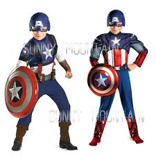 Captain America Halloween Costumes Aliexpress Buy Free Shipping Halloween Children Avengers