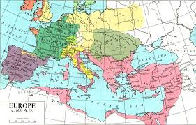 map or europe history sourcebooks