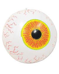 inflatable eyeball case pack 12 walmart com