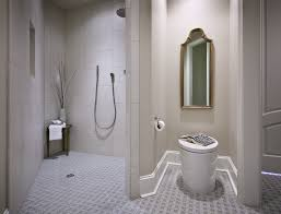 Handicapped Bathroom Showers Handicap Accessible Showers Bathroom Contemporary With Baseboards
