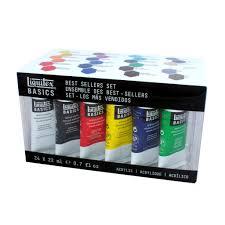 acrylic paint michaels