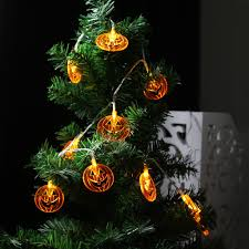 halloween led string lights 2 options sassy steals