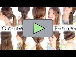 Frisuren Zum Selber Machen F Die Schule by 10 Einfache Schnelle Frisuren Für Den Alltag Anleitung