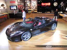 Ferrari 458 Blacked Out - 100 cars ferrari 458 italia