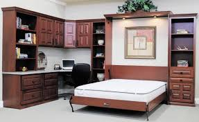 Cabinet Bed Frame Interior Comely Image Of Bedroom Decoration Using Shelf Cabinet