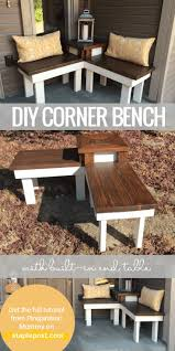 best 25 corner bench table ideas on pinterest corner dining