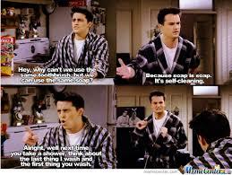Chandler Meme - joey and chandler by maheshnmahi meme center
