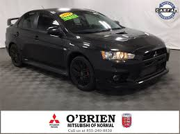 lancer evo 2014 o u0027brien mitsubishi new u0026 pre owned mitsubishi cars normal il