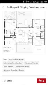 beach cabin plans h shaped ideas pinterest shapes house and barn