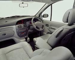 renault scenic 2005 interior buyer u0027s guide renault j64 scenic 2001 04