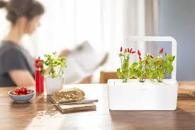 Countertop Herb Garden by Amazon Com Click U0026 Grow Indoor Smart Fresh Herb Garden Kit With