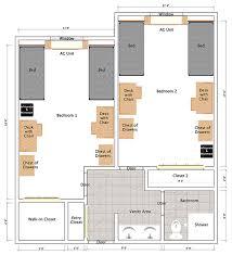 in suite floor plans nittany suite floor plan penn state park housing